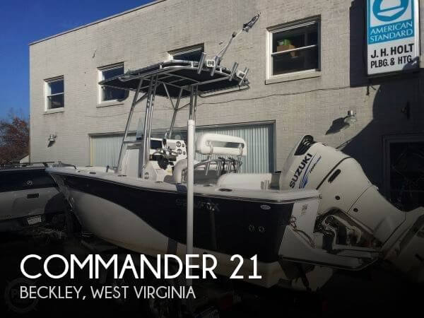 2014 Sea Fox 209 Commander