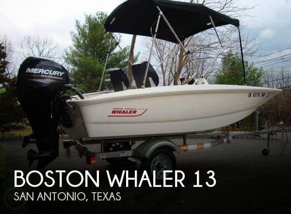 2015 Boston Whaler 13