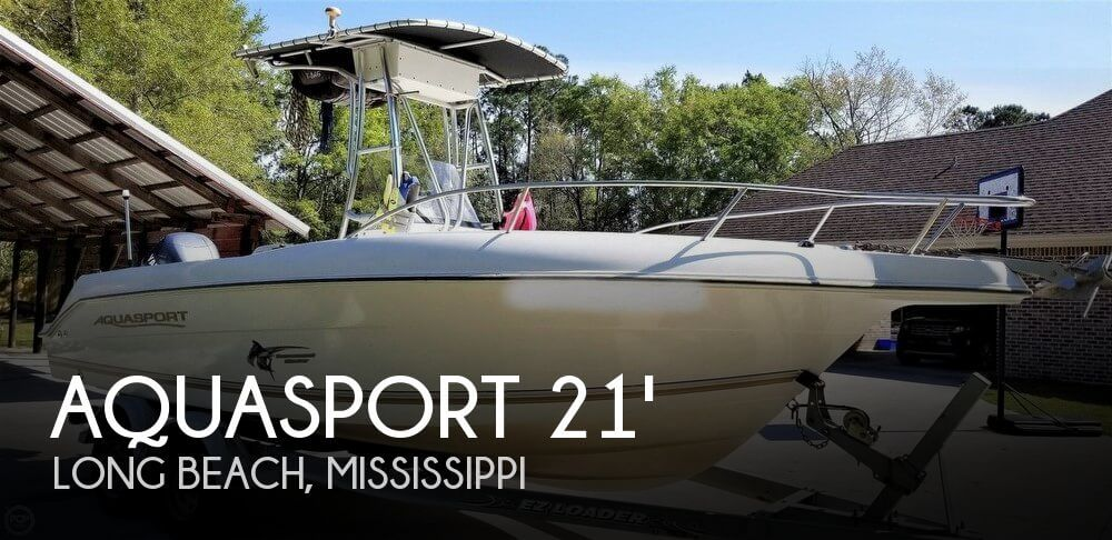 2003 Aquasport 205 Osprey