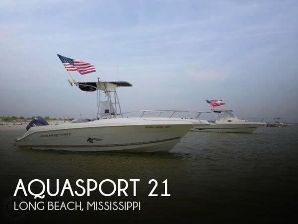 2003 Aquasport 21