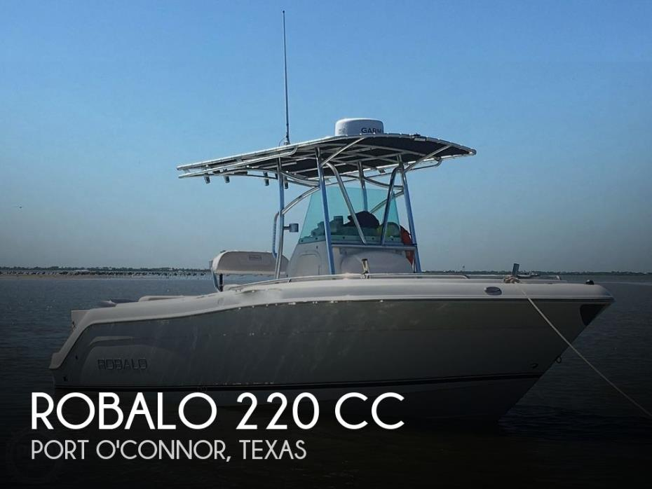 2010 Robalo R220