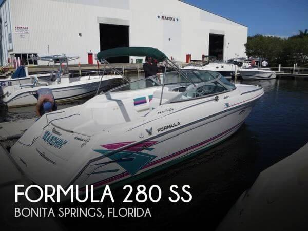 1996 Formula 280 SS
