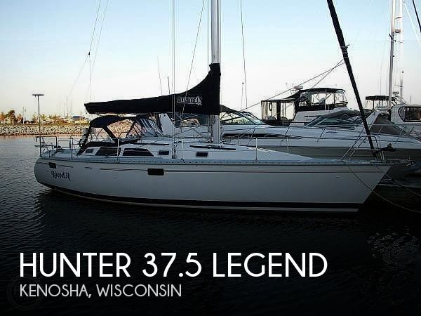 1995 Hunter 37.5 Legend