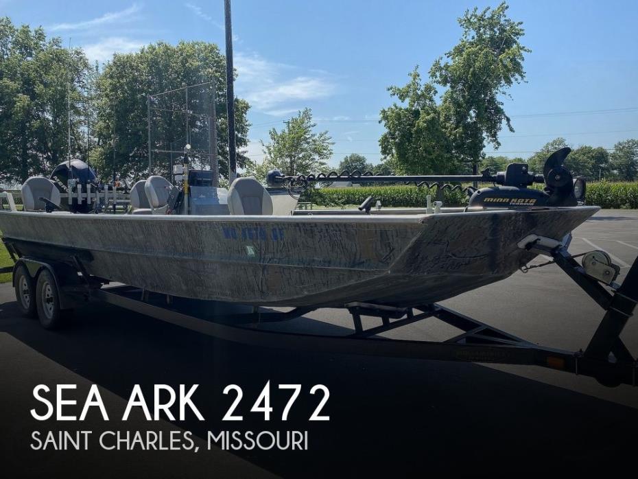 2000 Sea Ark 2472
