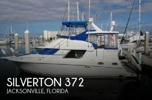 1998 Silverton 372 Motoryacht