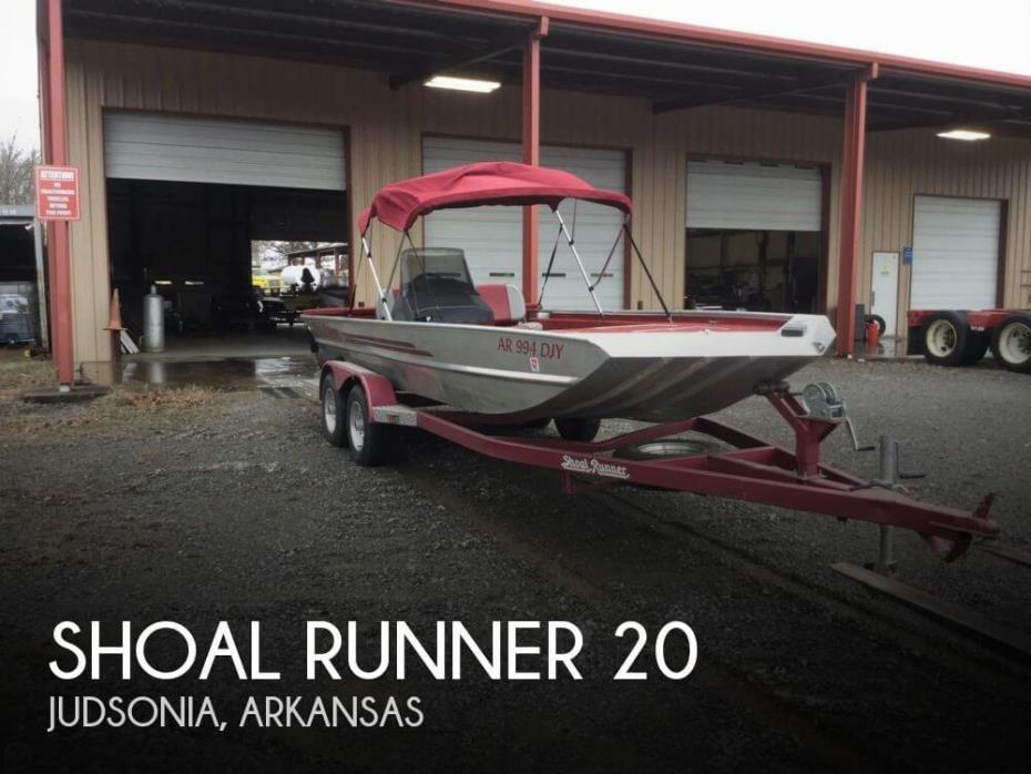2000 Shoal Runner 20