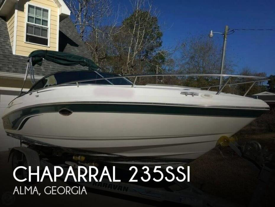 2000 Chaparral 235SSi