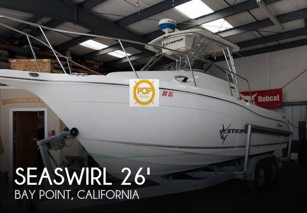 2006 Seaswirl 2601 WA (Limited Edition)