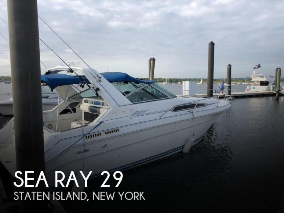 1990 Sea Ray 29