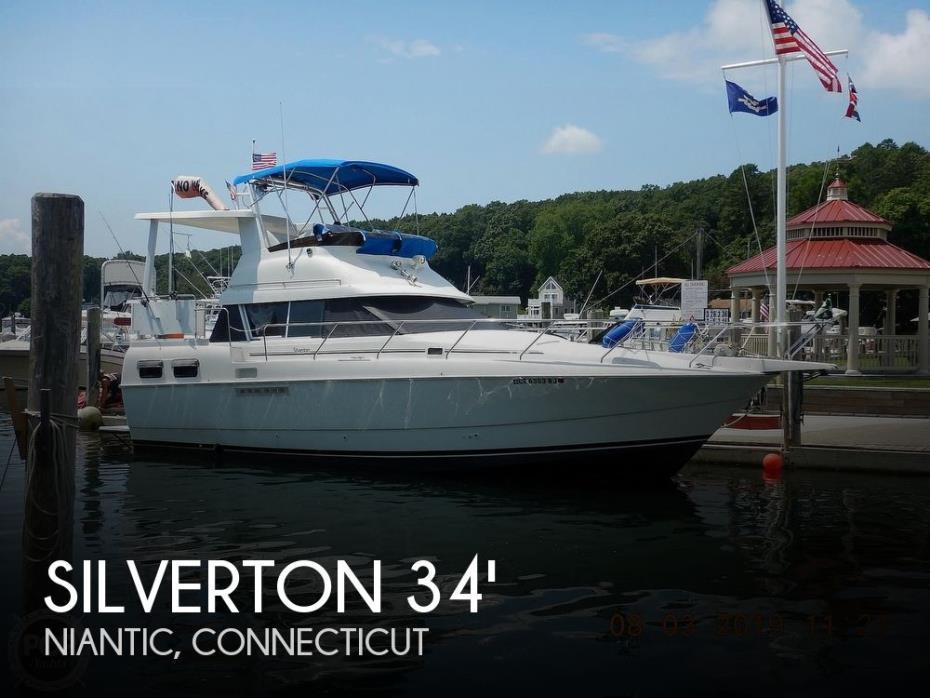 1994 Silverton Motor Yacht