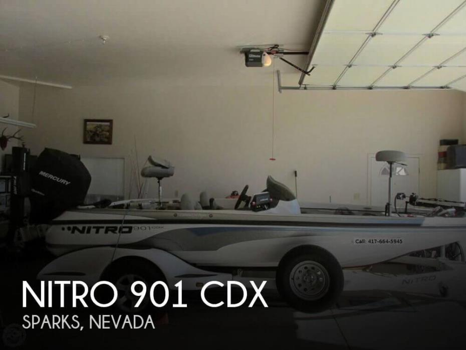 2005 Nitro 901 CDX