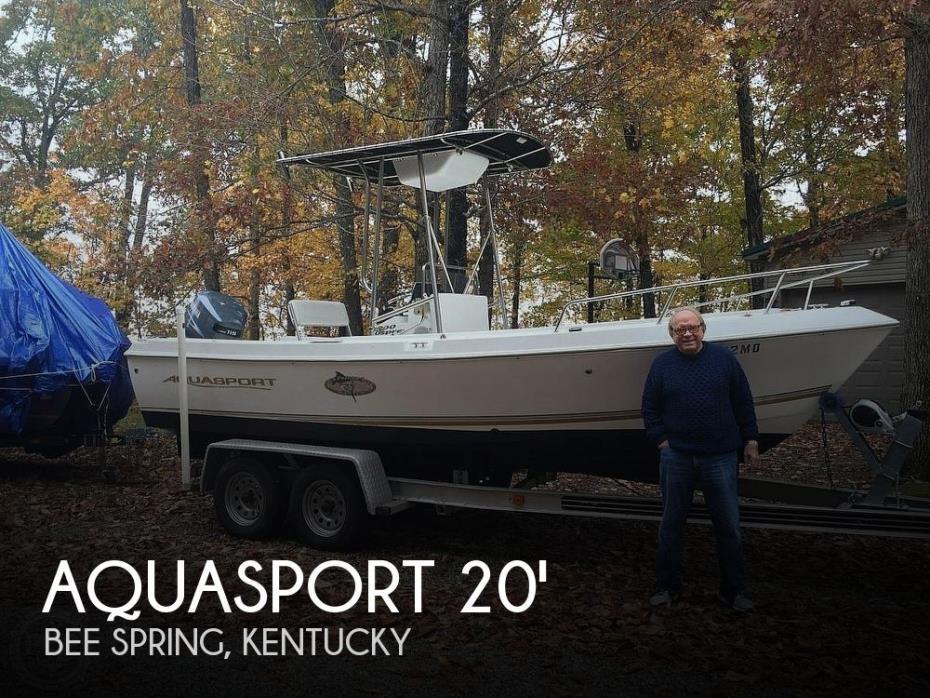 2002 Aquasport 200 Osprey