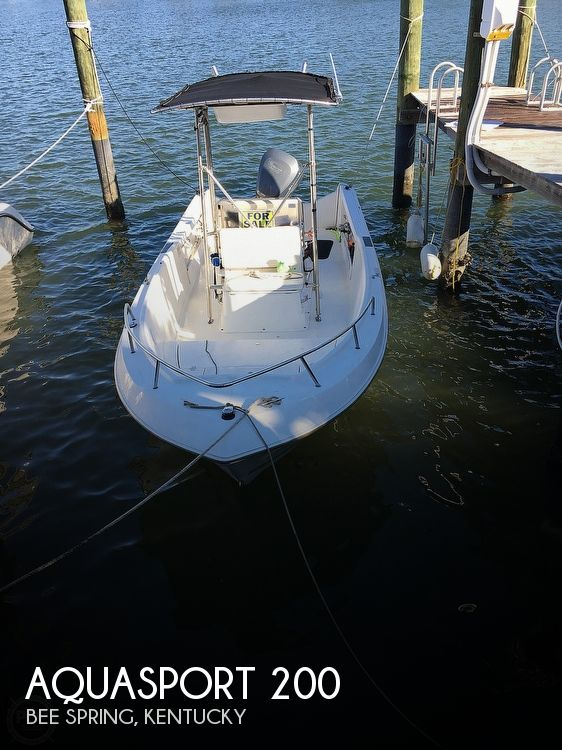 2002 Aquasport 200 Osprey