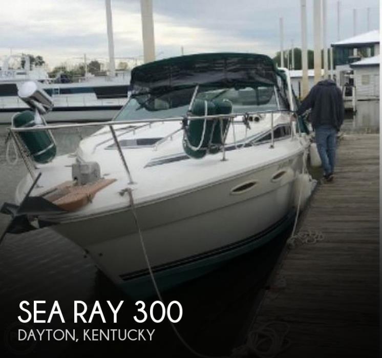 1989 Sea Ray 300
