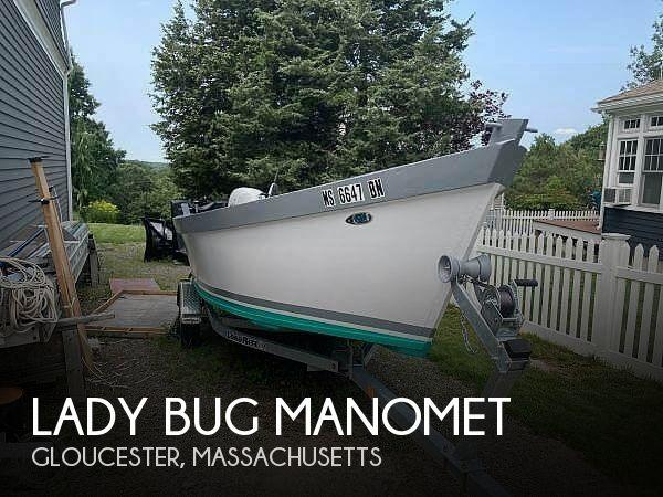 2020 Ladybug Manomet 18