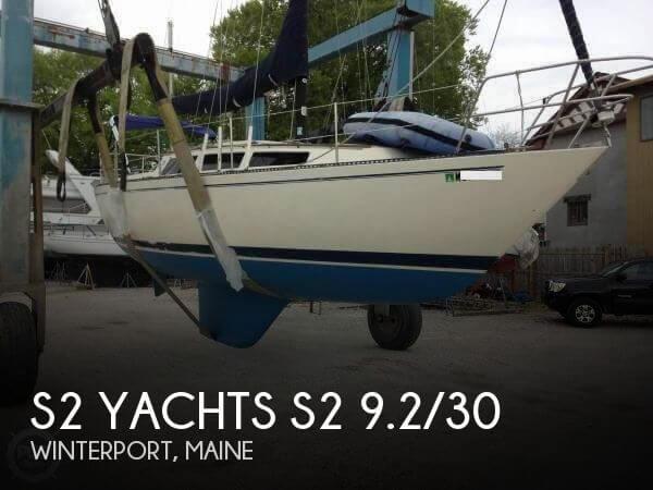 1980 S2 Yachts S2 9.2/30