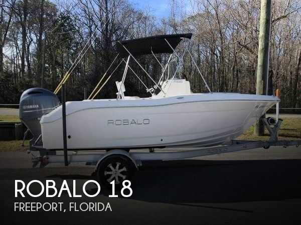 2018 Robalo R180