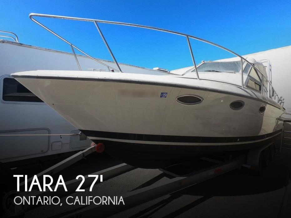 1984 Tiara Continental 2700