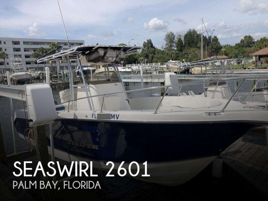 2005 Seaswirl Striper 2601