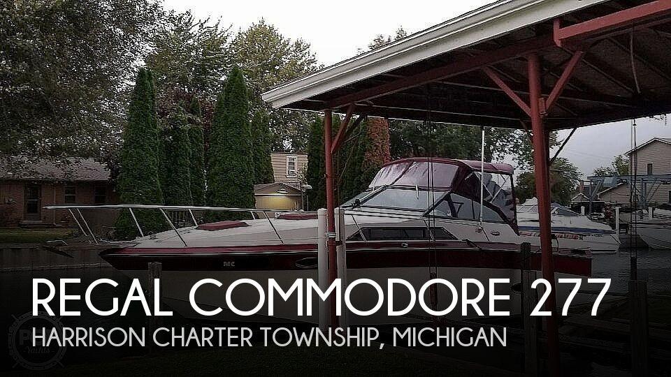 1987 Regal Commodore 277