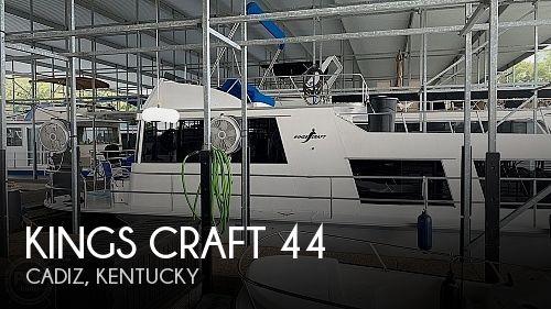 1971 Kings Craft 44 Home Cruiser