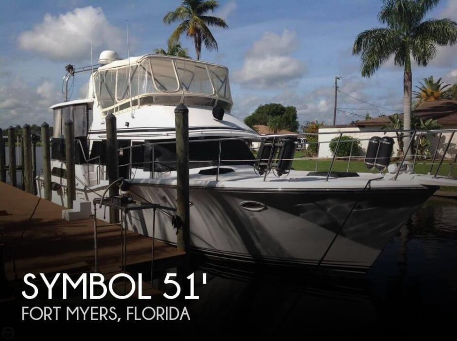 1987 Symbol 51 Yacht Fish