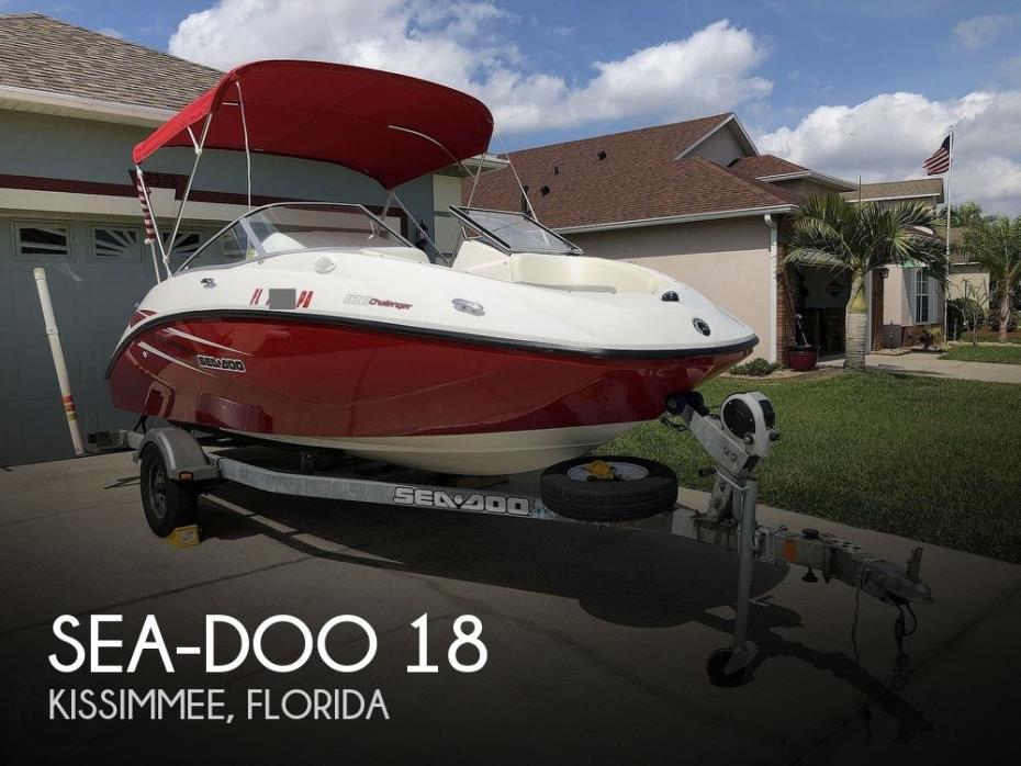 2010 Sea-Doo 1800 Challenger