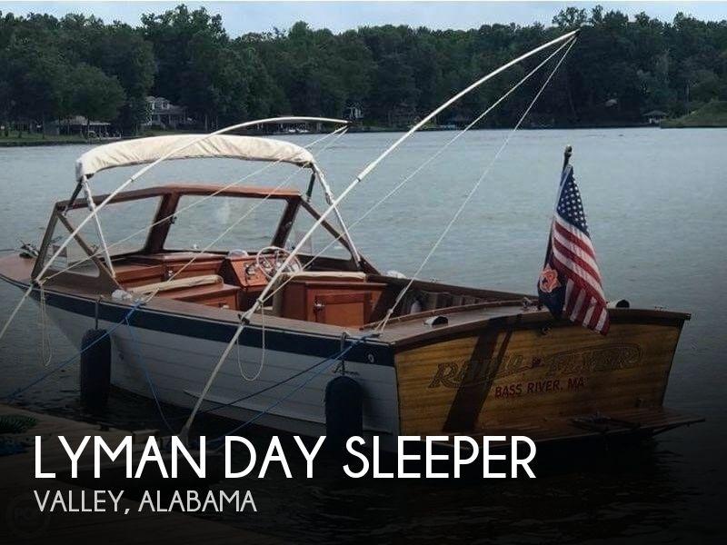 1966 Lyman Day Sleeper 25