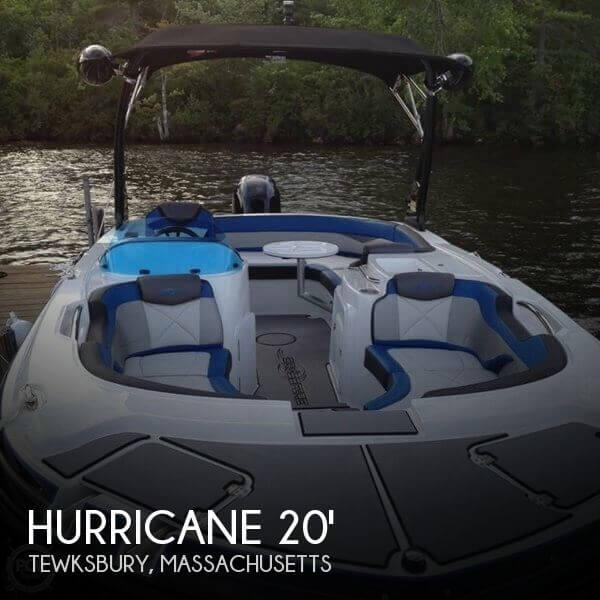 2015 Hurricane 203 Crossfire