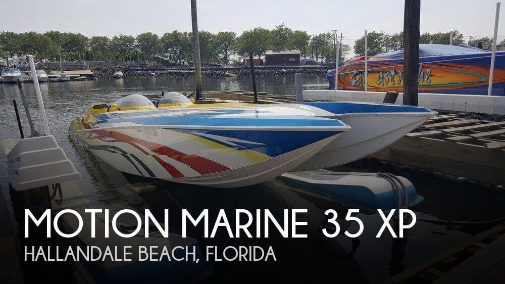 1998 Motion Marine 35 XP