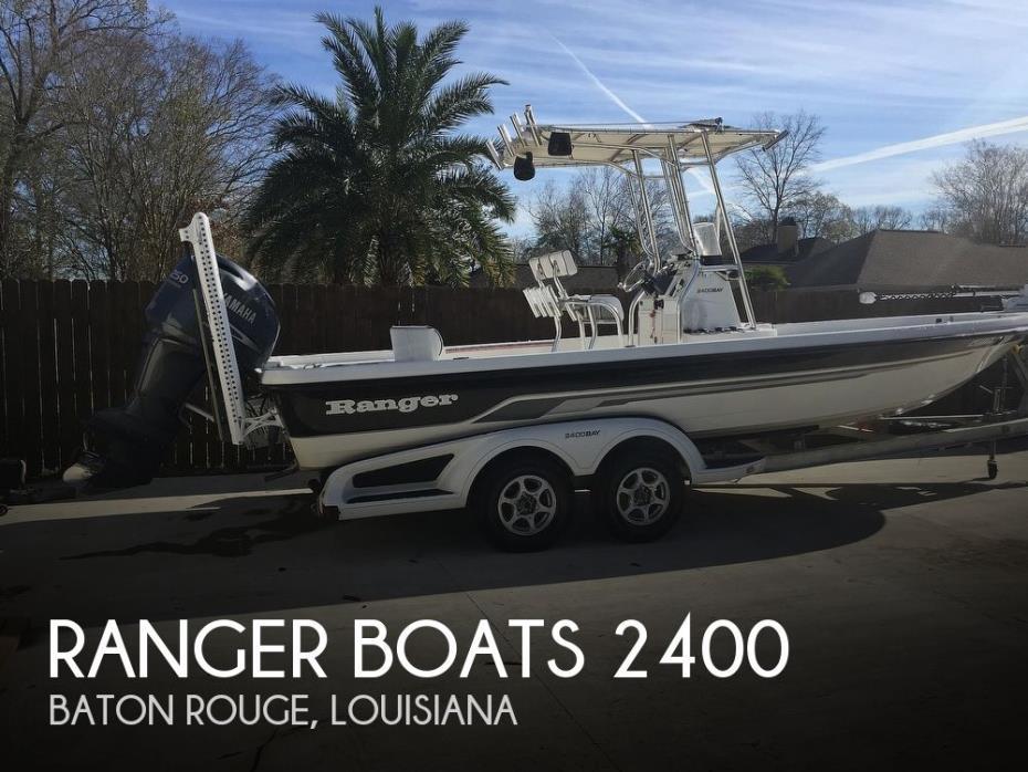 2006 Ranger Boats 2400 Bay