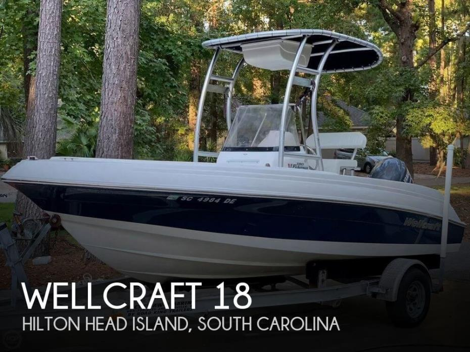 2005 Wellcraft 18