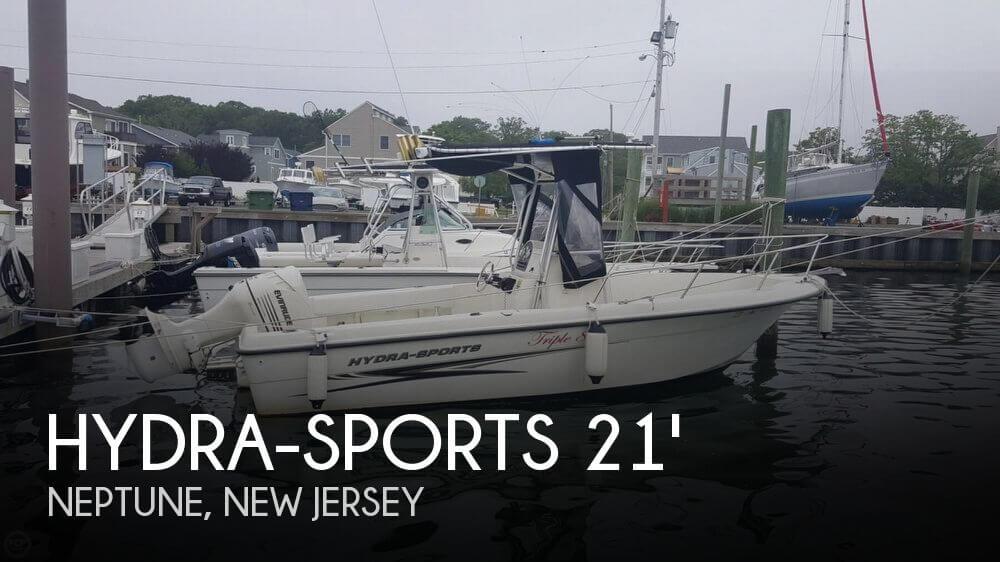 2005 Hydra-Sports Lightning 212