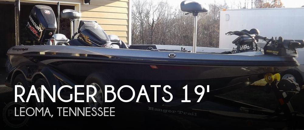 2015 Ranger Boats Z119C-SC