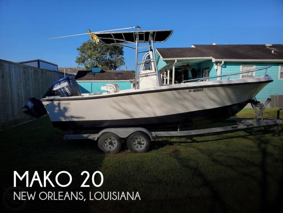1993 Mako 201