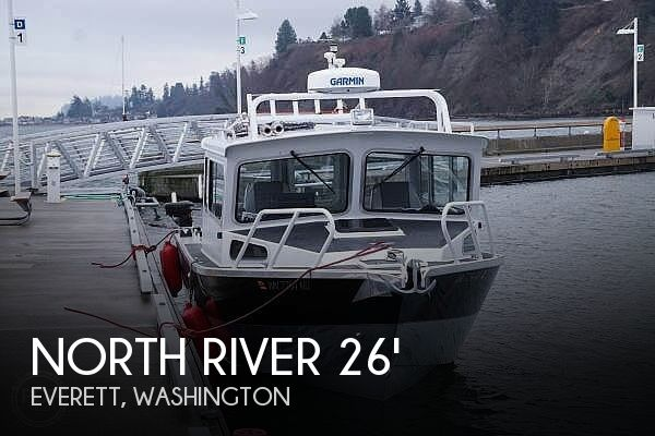 2006 North River Seahawk Offshore