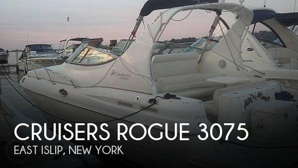 1998 Cruisers Yachts Rogue 3075