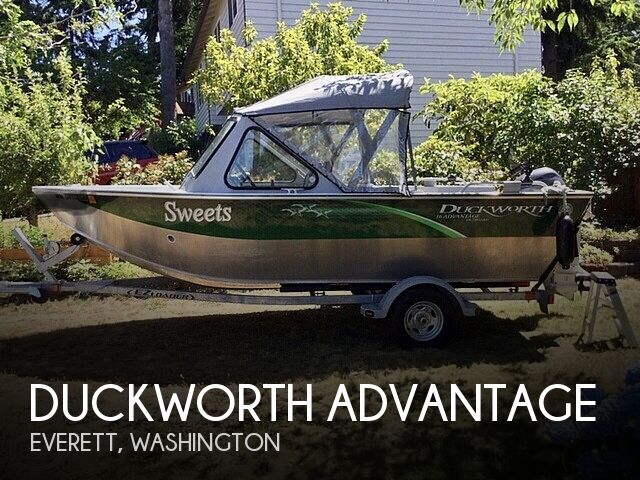 2016 Duckworth Advantage