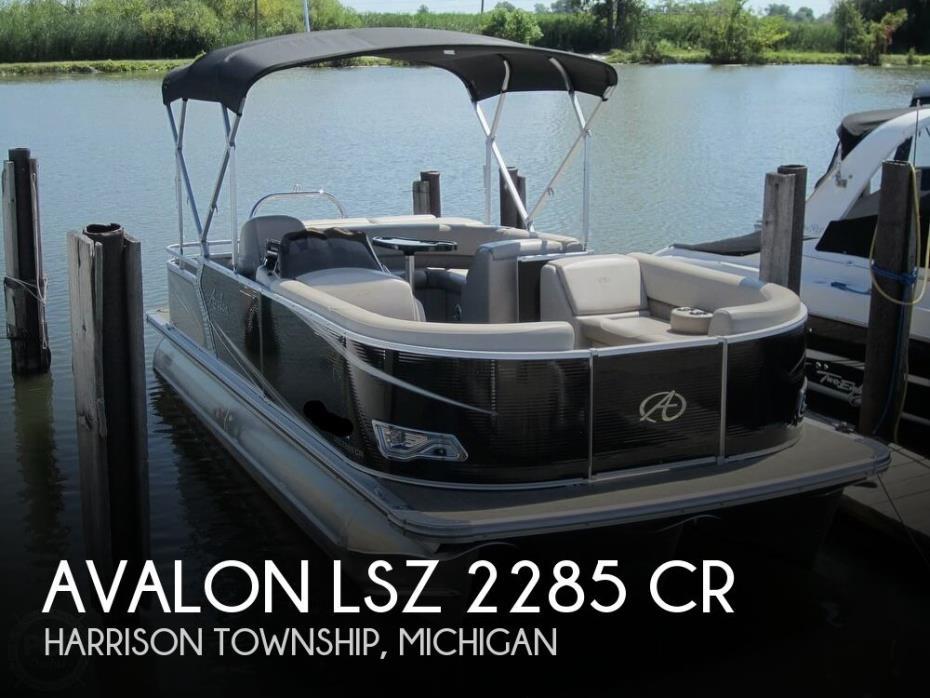 2018 Avalon LSZ 2285 CR