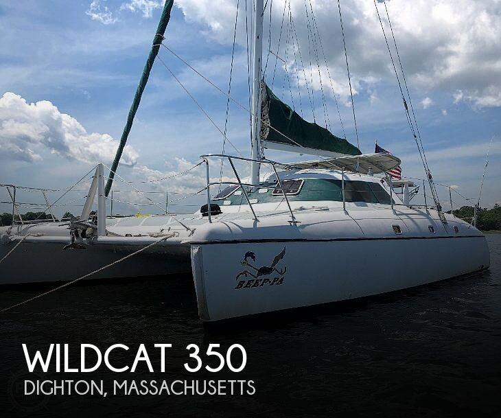 1999 Wildcat 350 Wildcat