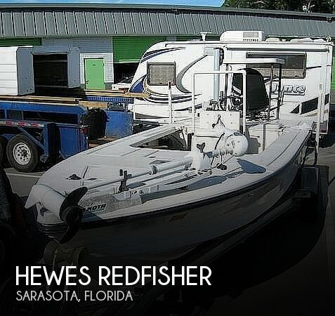 1999 Hewes Redfisher