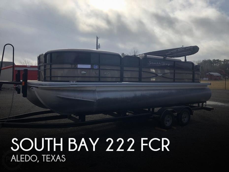 2019 South Bay 222 FCR