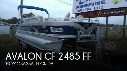 2013 Avalon CF 2485 FF