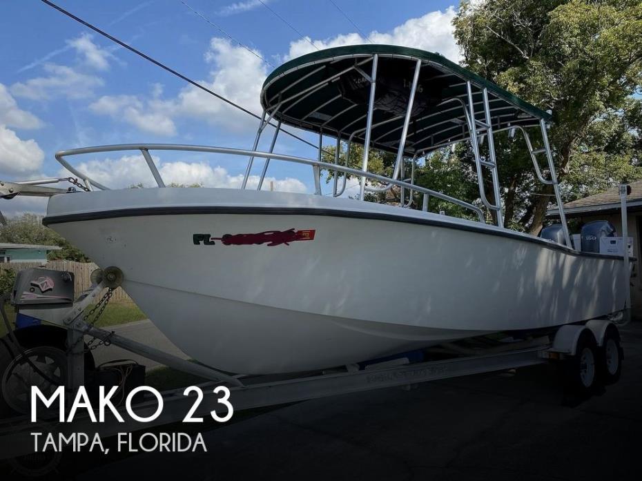 1972 Mako 23