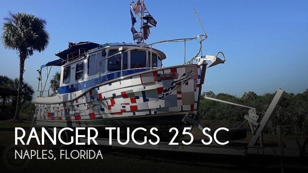 2012 Ranger Tugs 25 SC