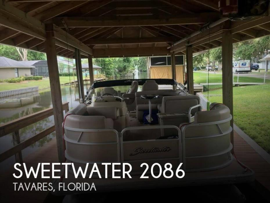 2015 Sweetwater 2086