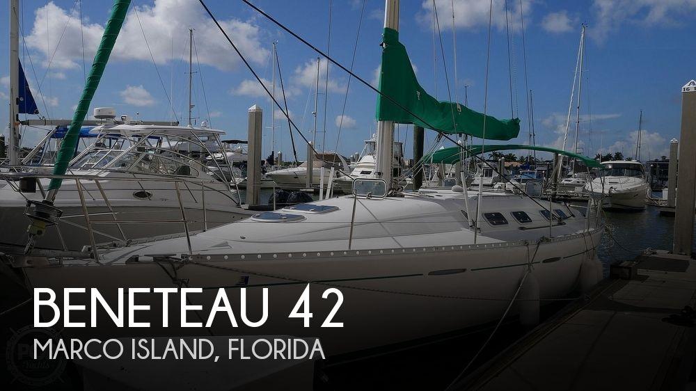 1995 Beneteau First 42S7 Shoal