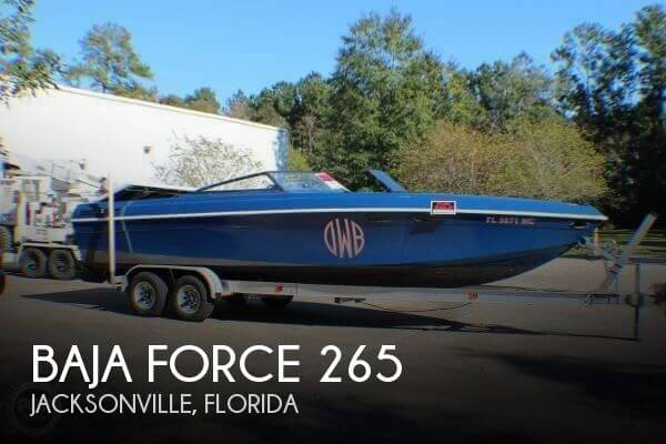 1987 Baja Force 265
