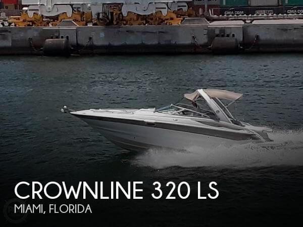2005 Crownline 320 LS