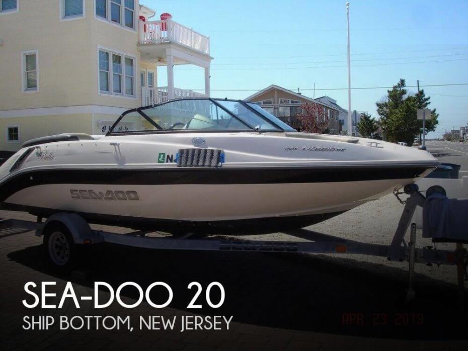 2008 Sea-Doo 205 Utopia SE